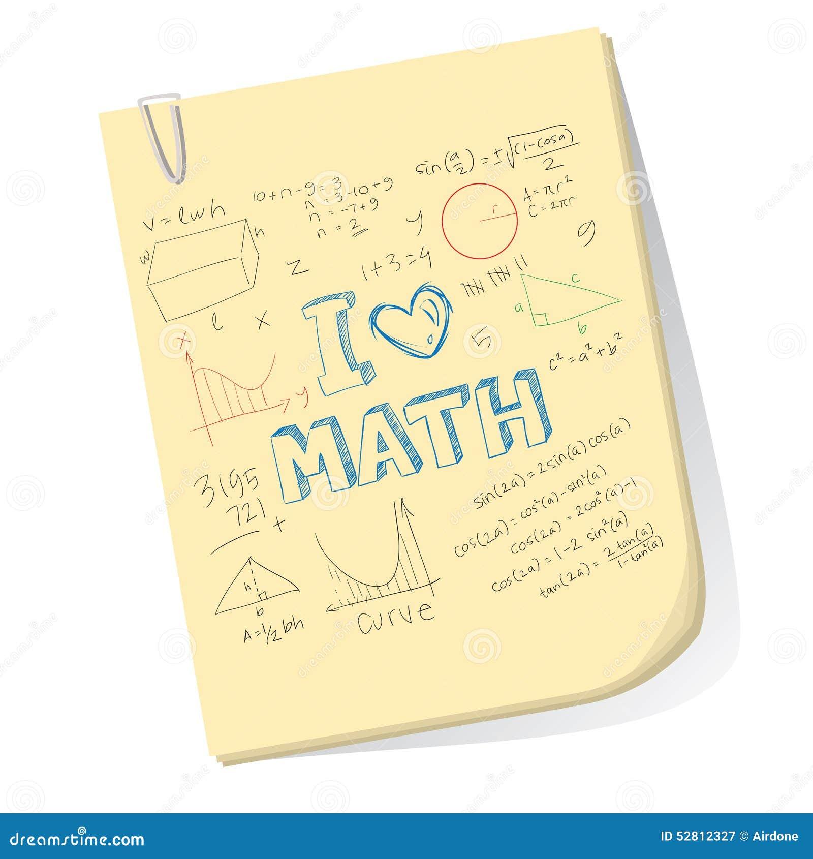 essay on passion for mathematics