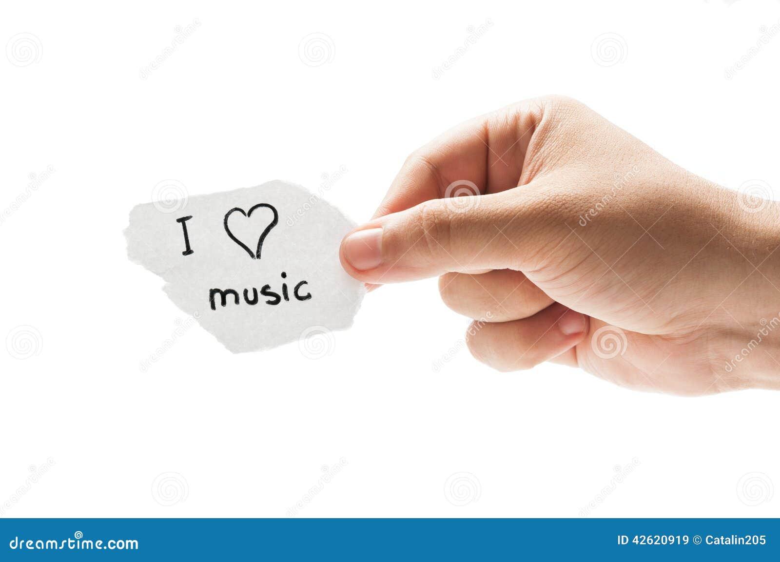 love music essay