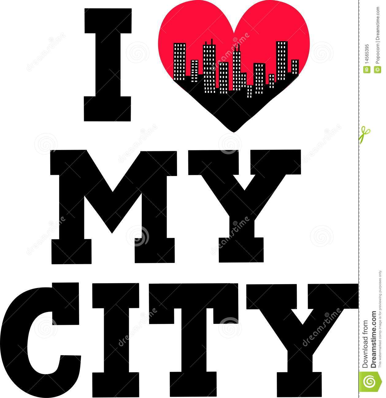 i love my city 14565395