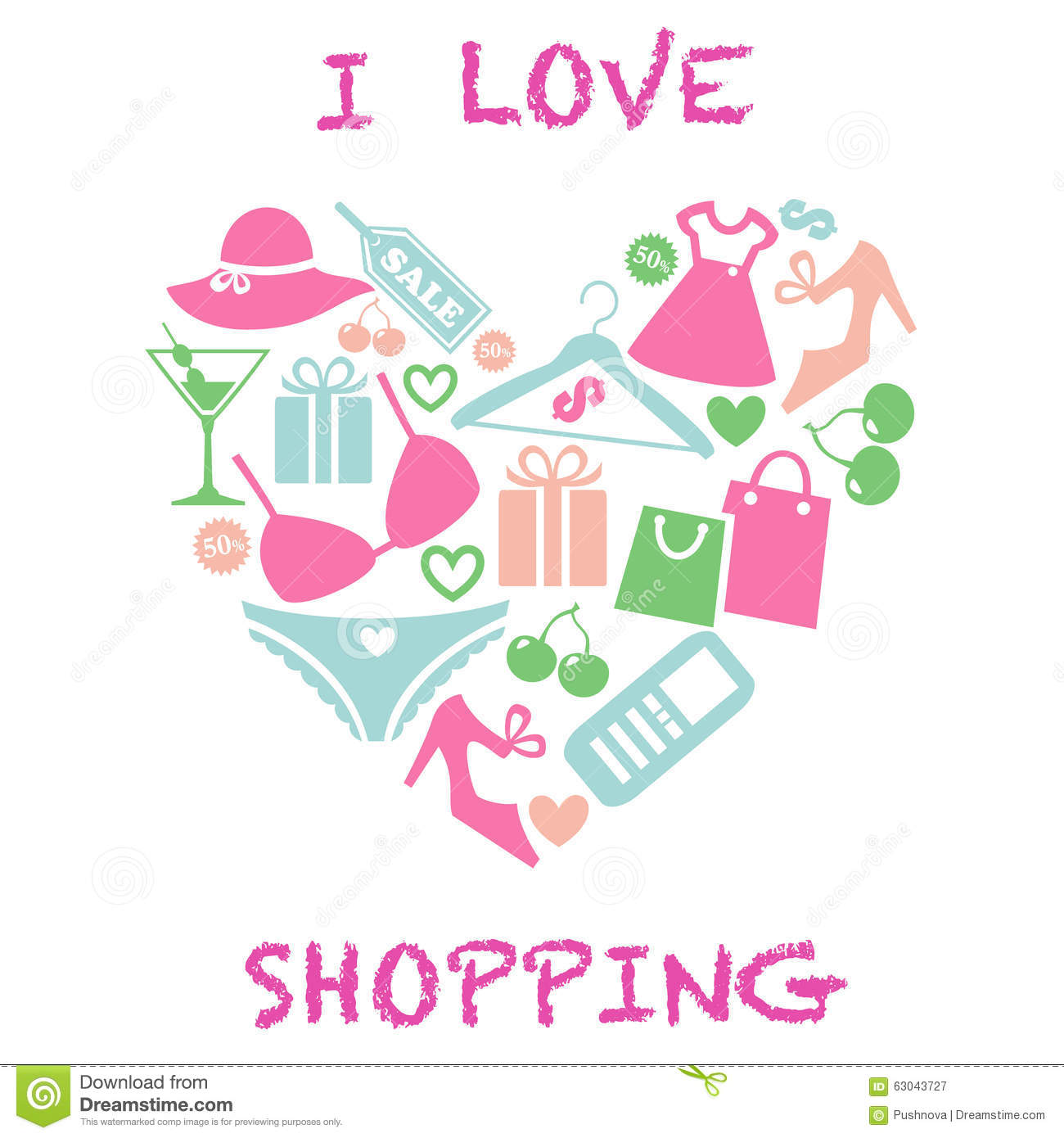 """i love shopping Why does shopping feel so good  but used to love to spend money on,  """"those are typically the kinds of choices that characterise a shopping trip,"""" he said."""