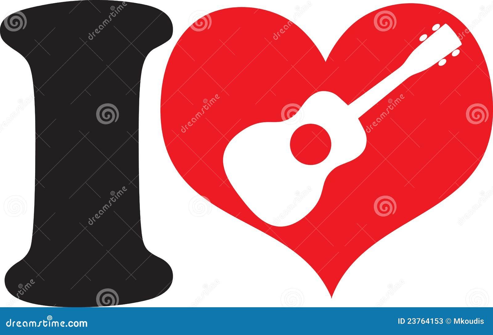 I Love Uke Stock Photos Image 23764153