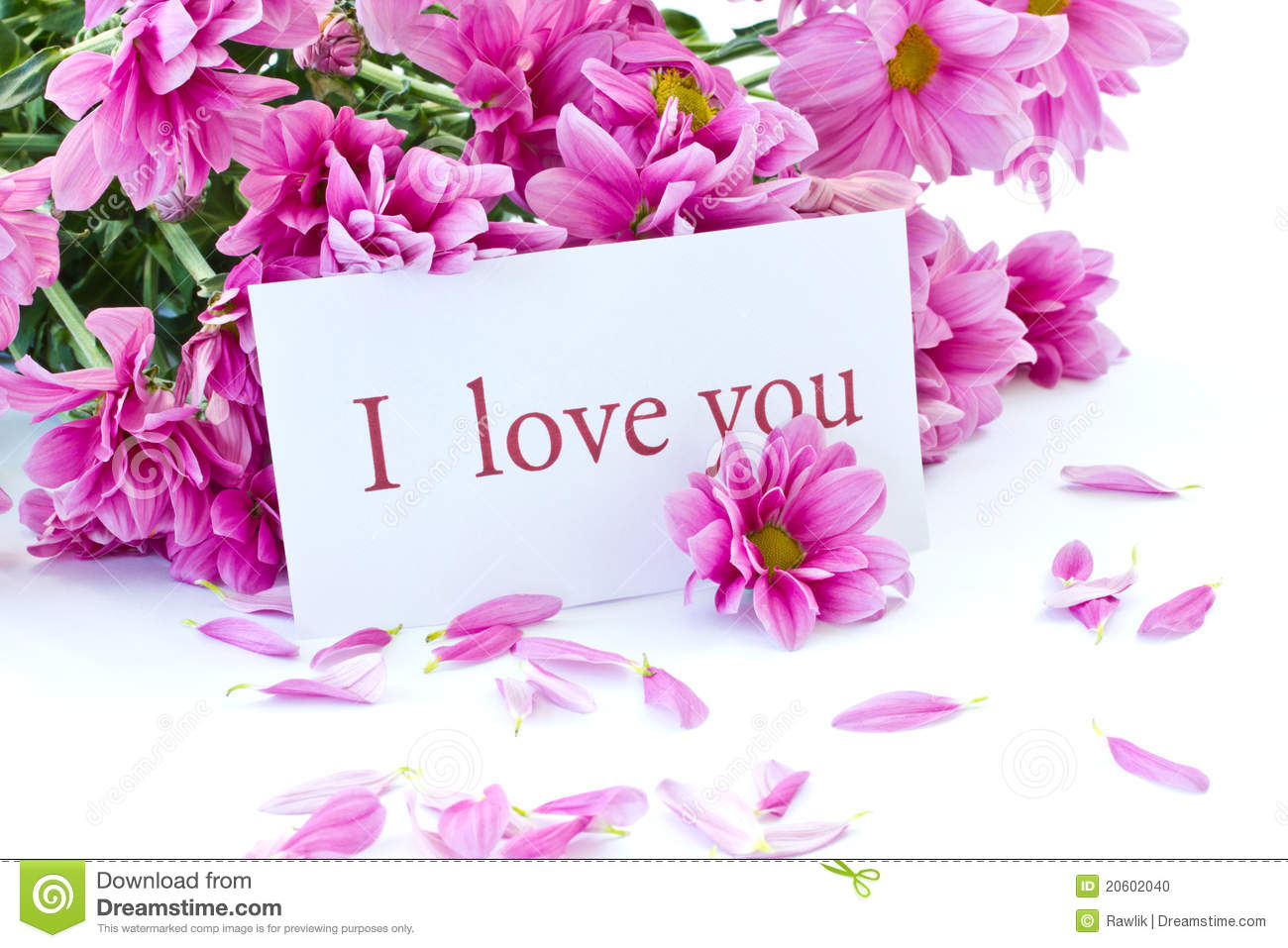 I Love You Stock Photo Image Of Love Inscription Fresh 20602040