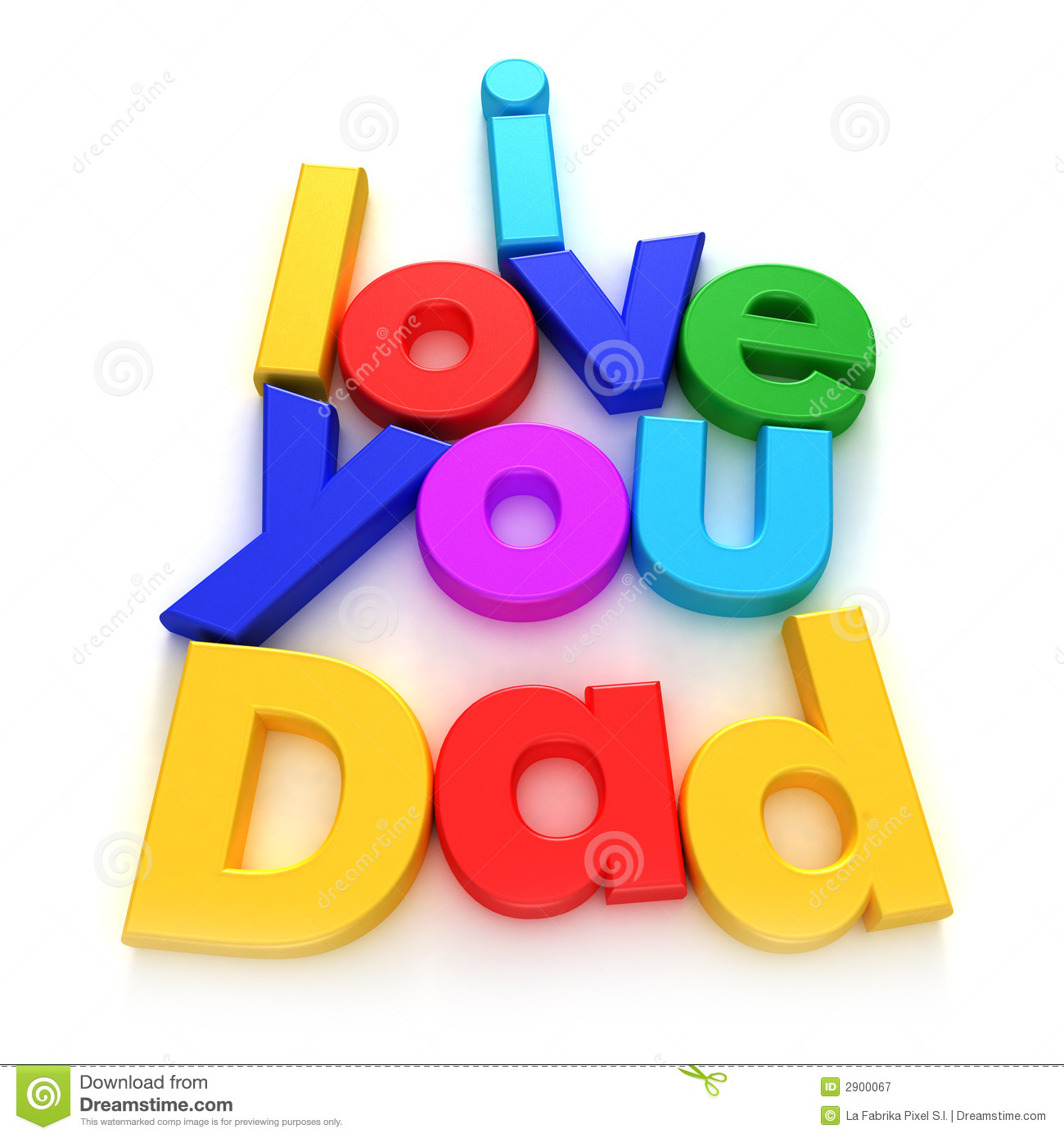 Italian handwritten postcard letter stock photo image 39254147 - You Dad Written With Colourful Letter Magnets On Neutral Background