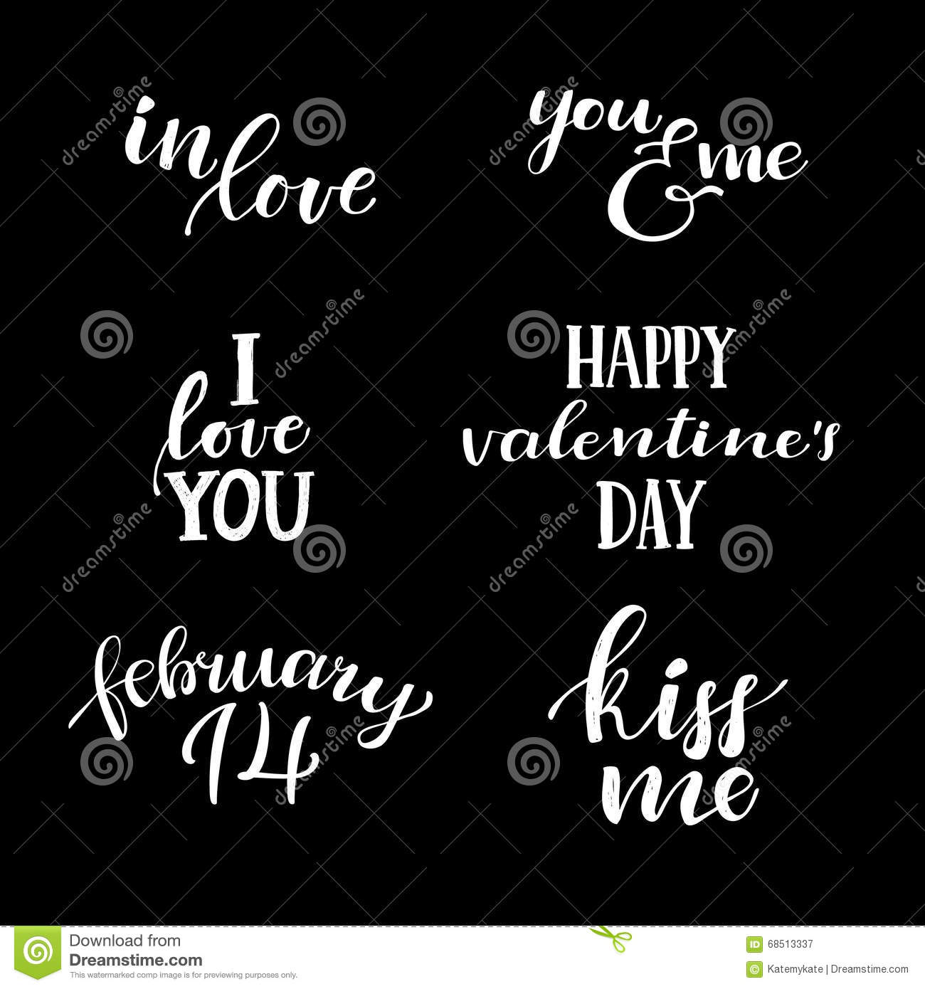 Royalty Free Vector Download I Love You