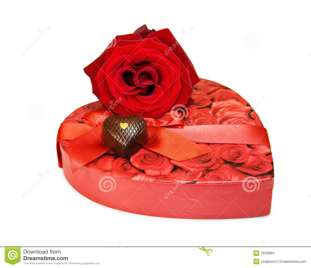 I Love You Red Heart Rose Stock Photos Royalty Free Pictures