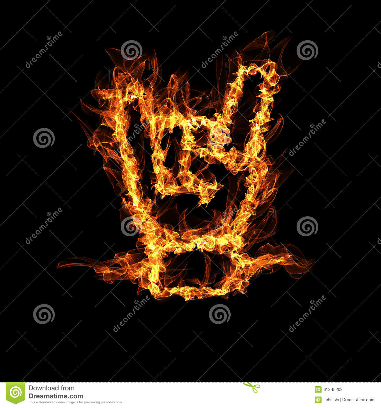 I love you language hand sign icon symbol stock for Firerock fireplace cost