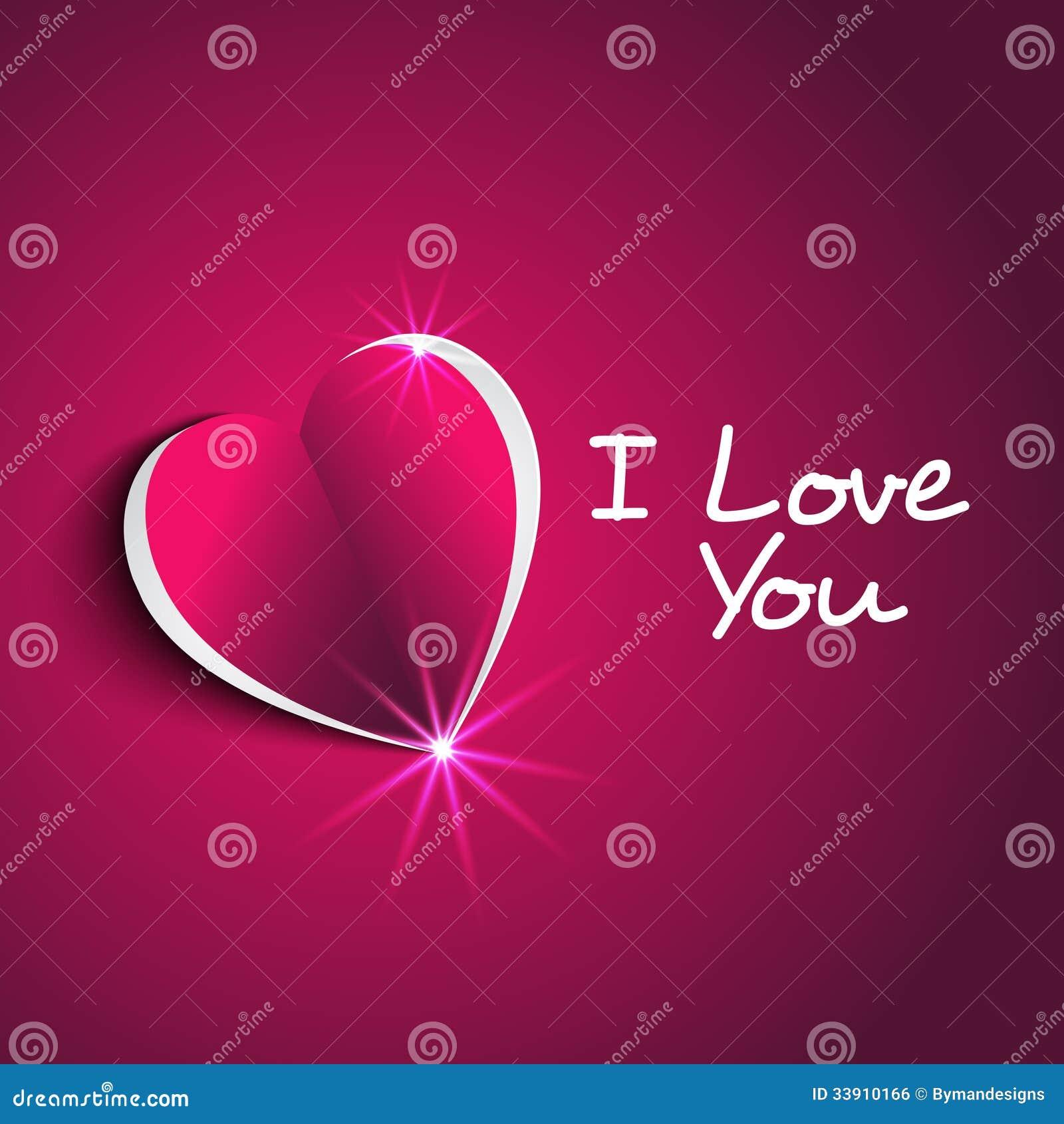 I love you message with modern heart shape stock vector i love you message with modern heart shape biocorpaavc
