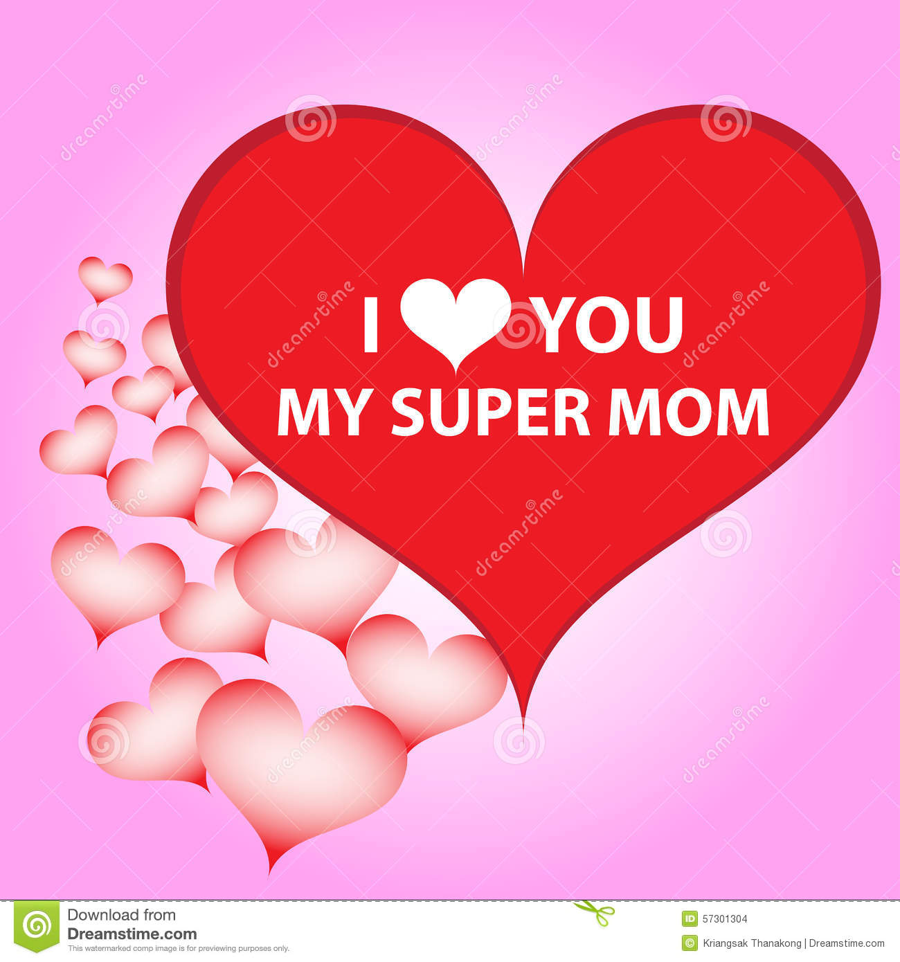 i love you mom stock vector image 57301304 happy mother's day clip art for sister happy mother's day clip art for facebook