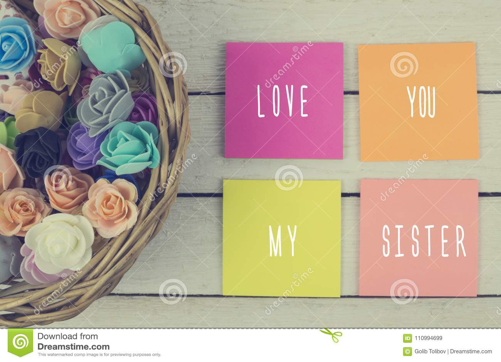 I love you sister. Toned.