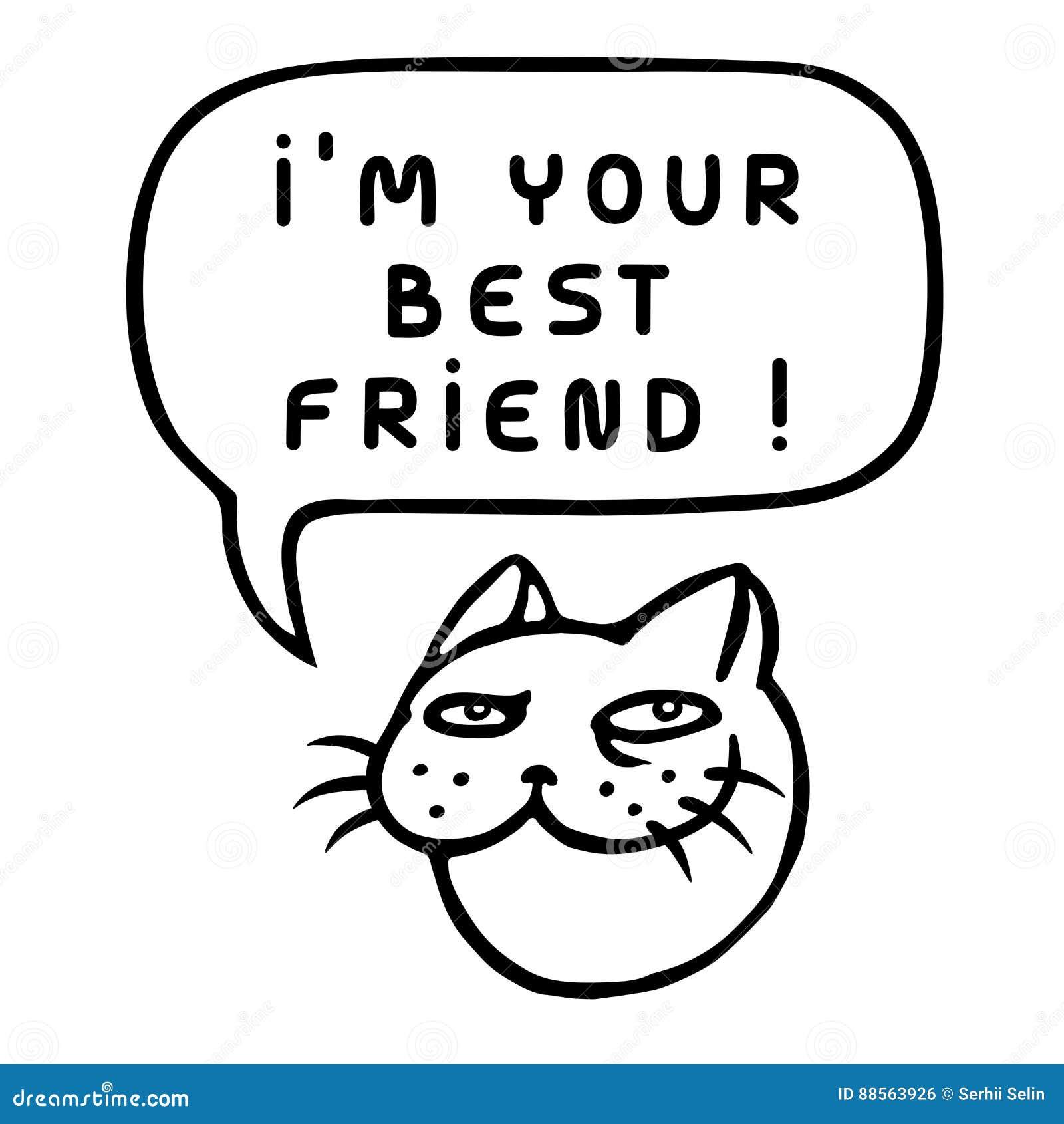 speech for your best friend