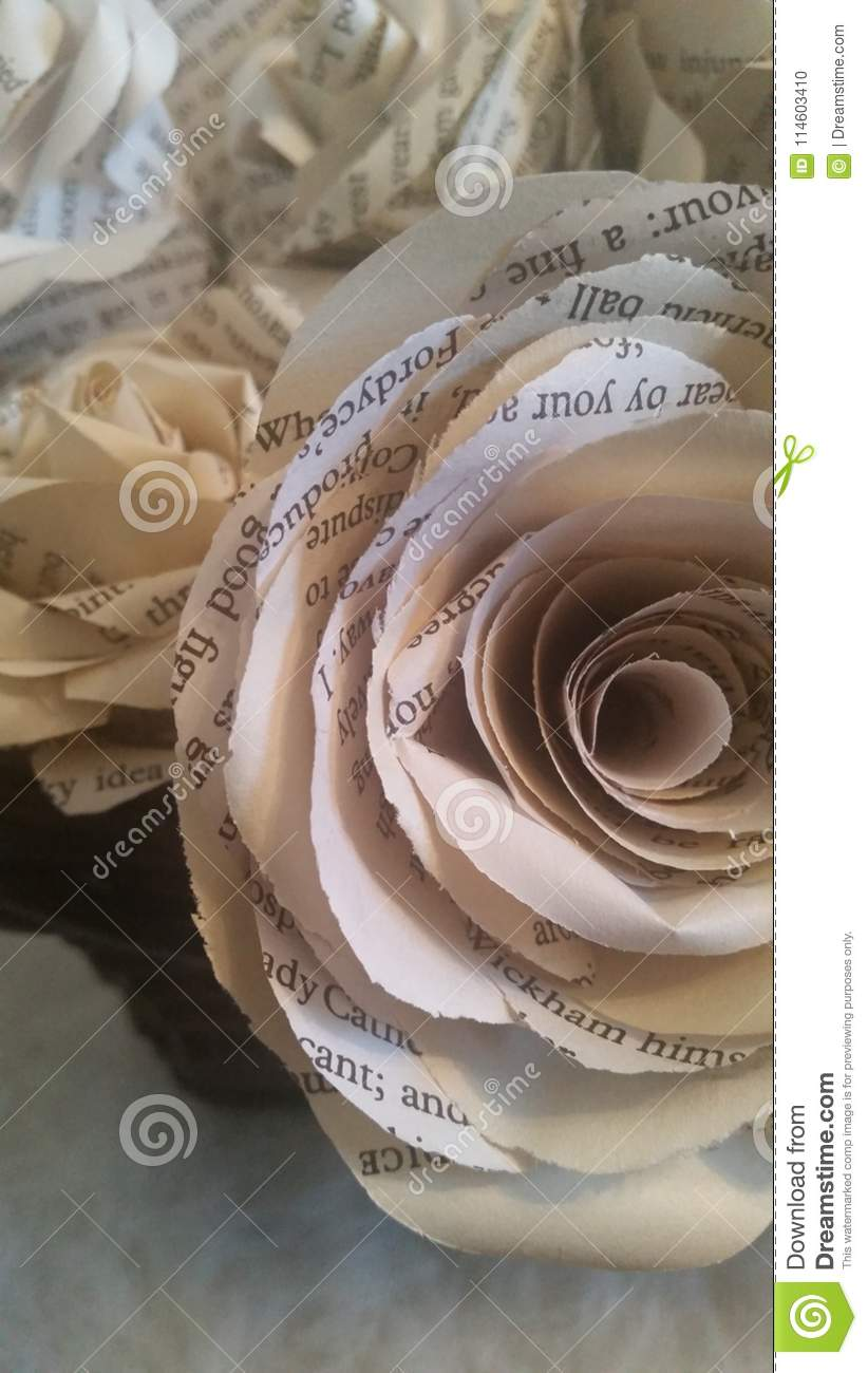 Book paper roses stock photo image of pages paper 114603410 download book paper roses stock photo image of pages paper 114603410 mightylinksfo