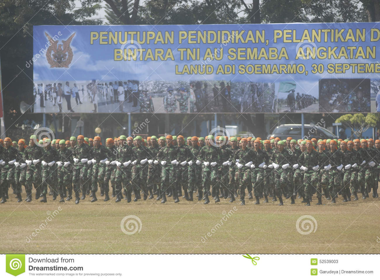 I MILITARI INDONESIANI RIFORMANO