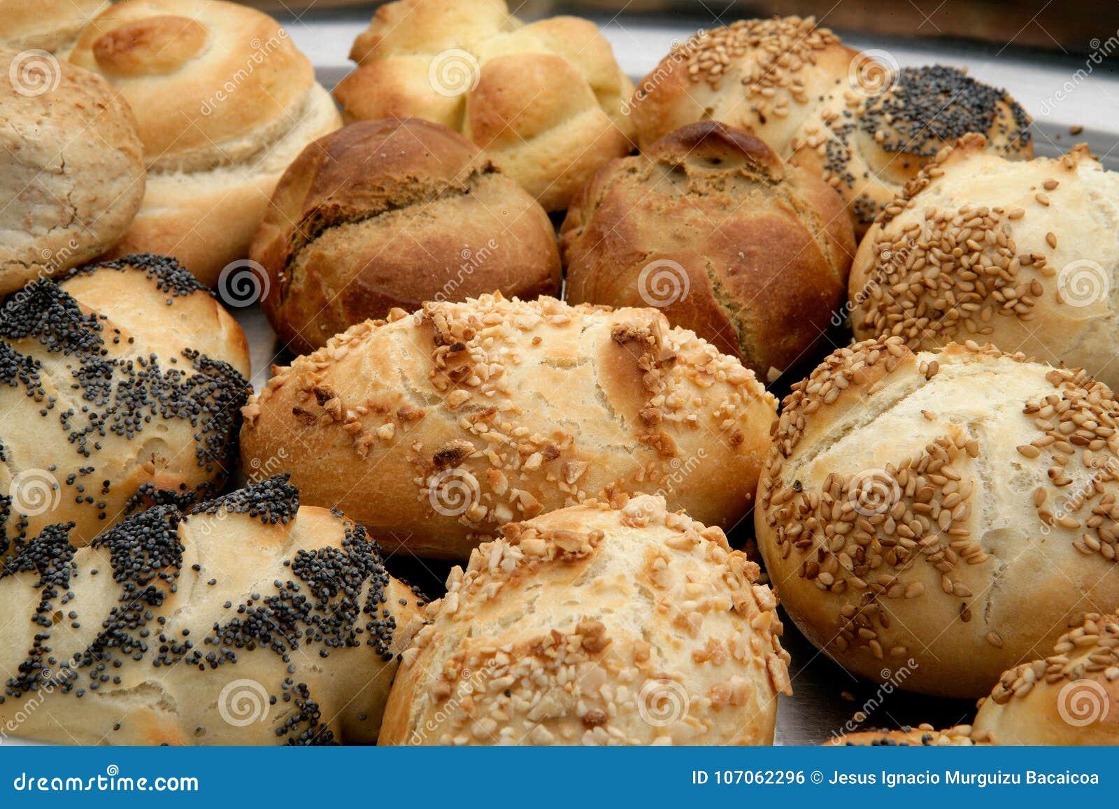 I panini di Hartesan hanno variato ed accatastato 2