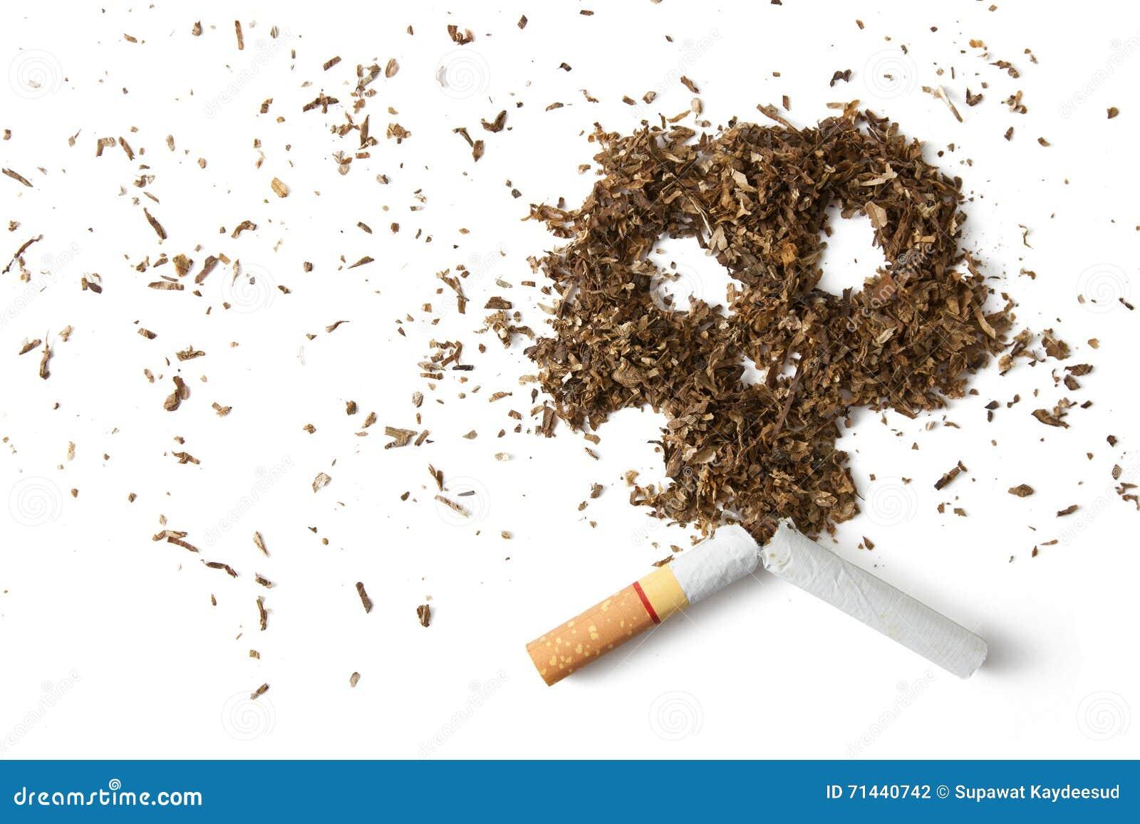 I pericoli di fumo