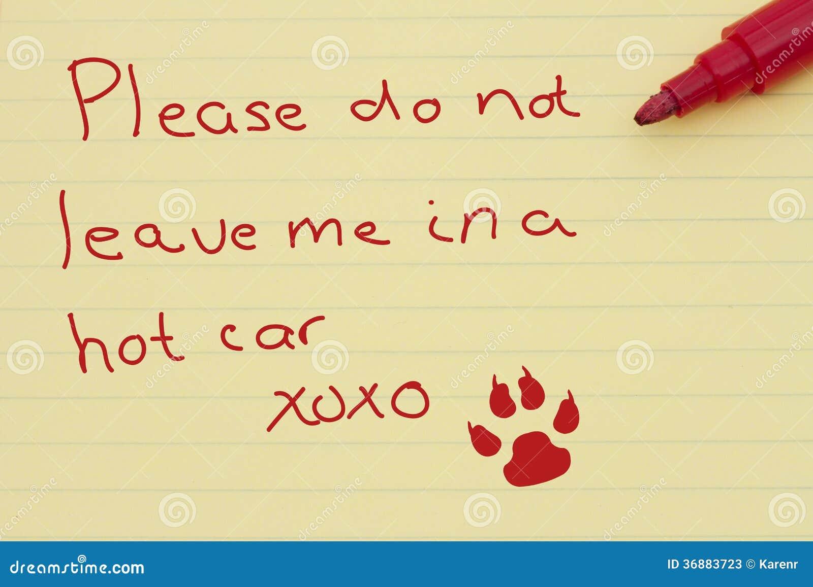 Download I Pericoli Di Lasciare Un Cane In Automobili Parcheggiate Immagine Stock - Immagine di attento, gatto: 36883723