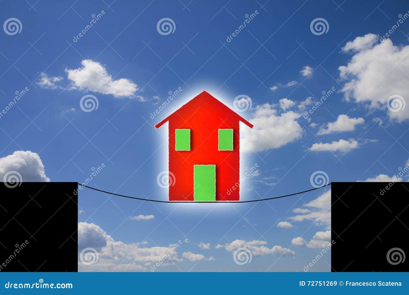 I pericoli e trabocchetti di una casa