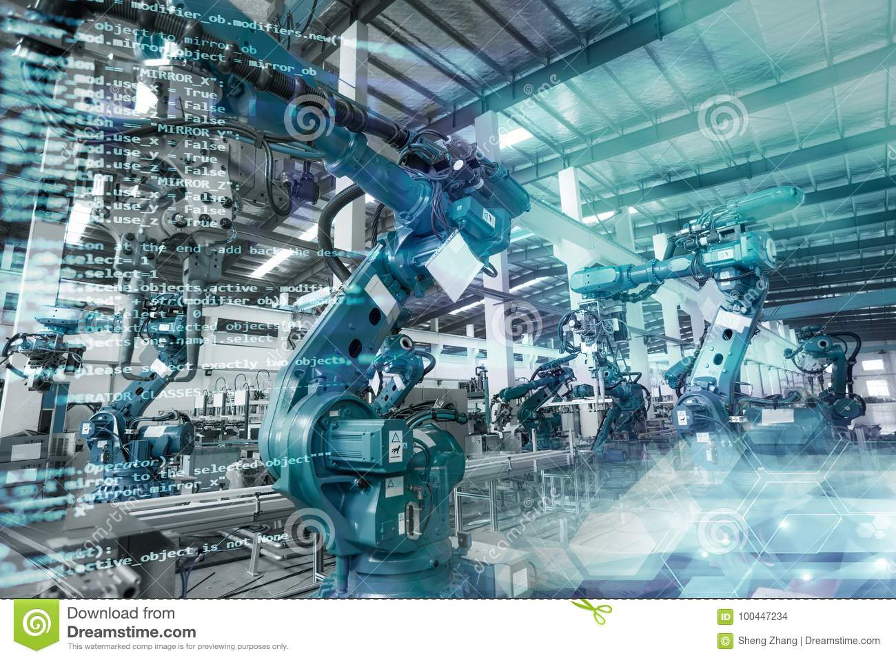 Industriali download roboti
