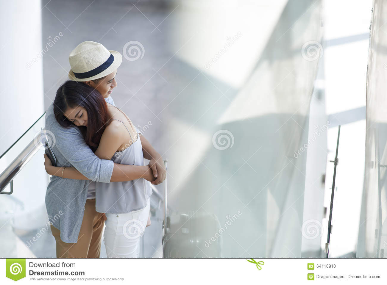 I Will Miss You Stock Photo - Image: 64110810