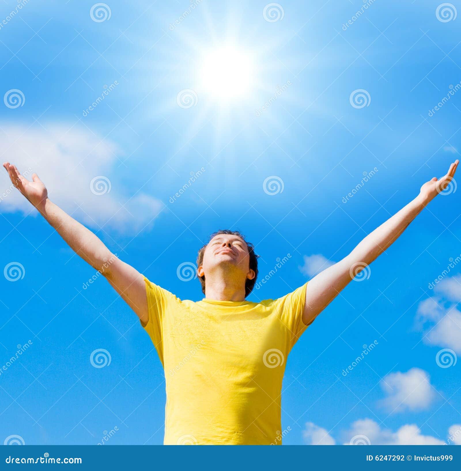 I worship the sun