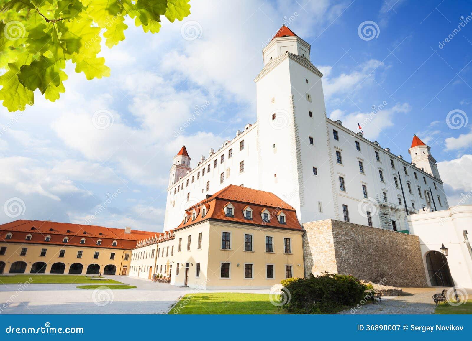 Download Iarda Del Castello A Bratislava Immagine Stock - Immagine di capitale, storico: 36890007