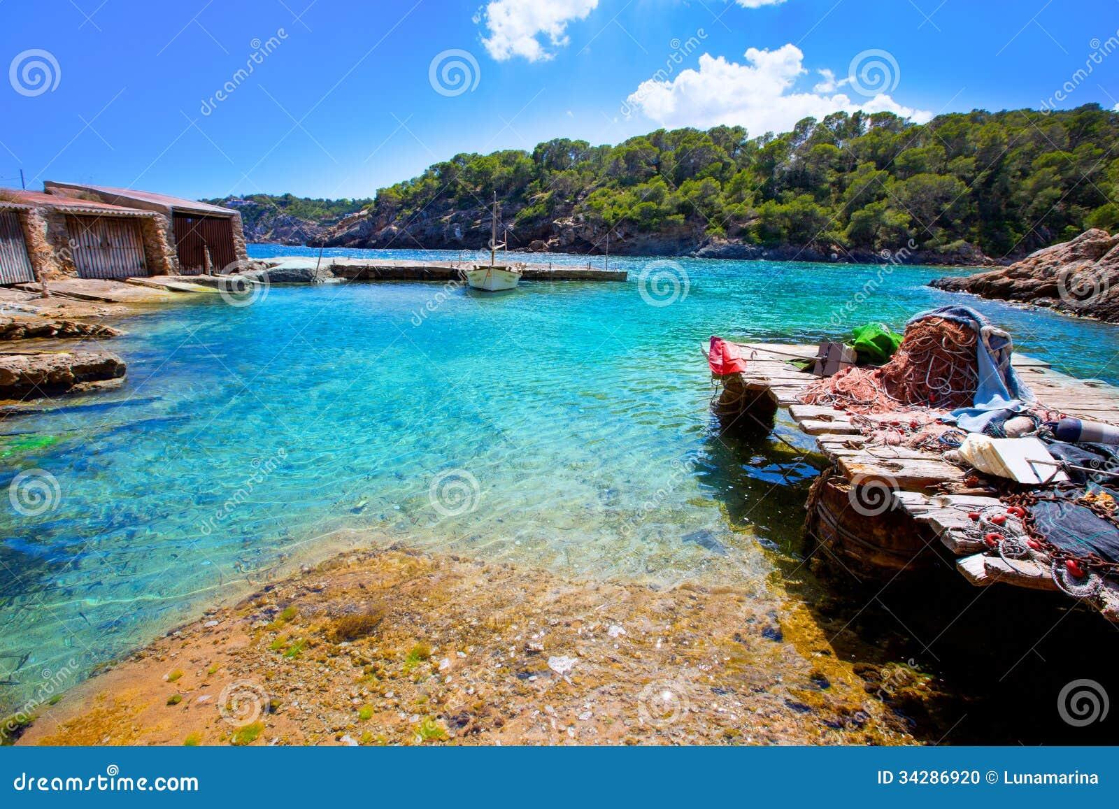 Ibiza cala mestella mastella in santa eularia des riu stock photo image of cape landscape - Santa eularia des riu ...
