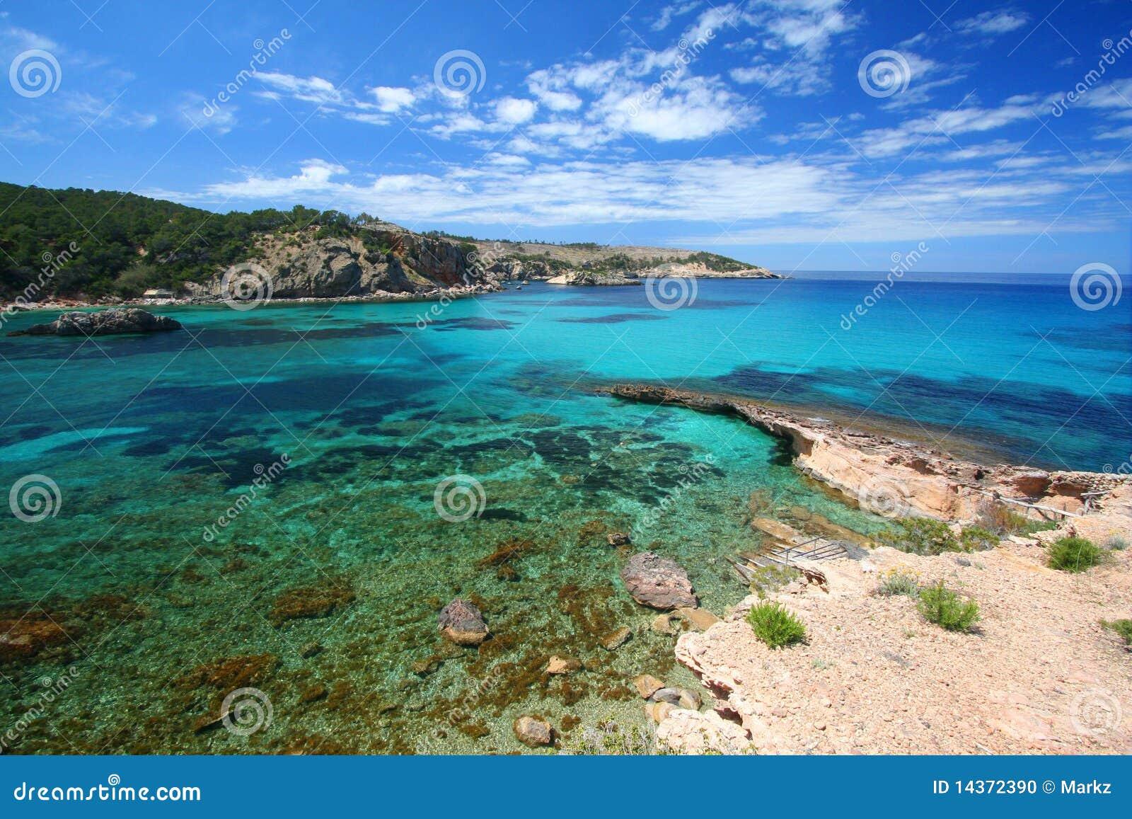 Ibiza coast lina
