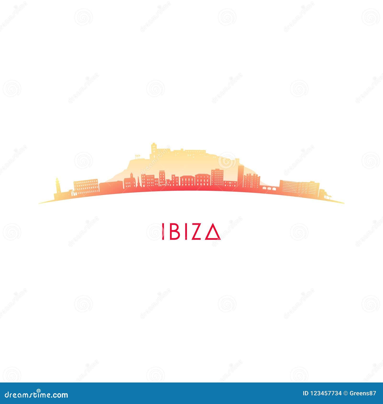 Ibiza horisontkontur