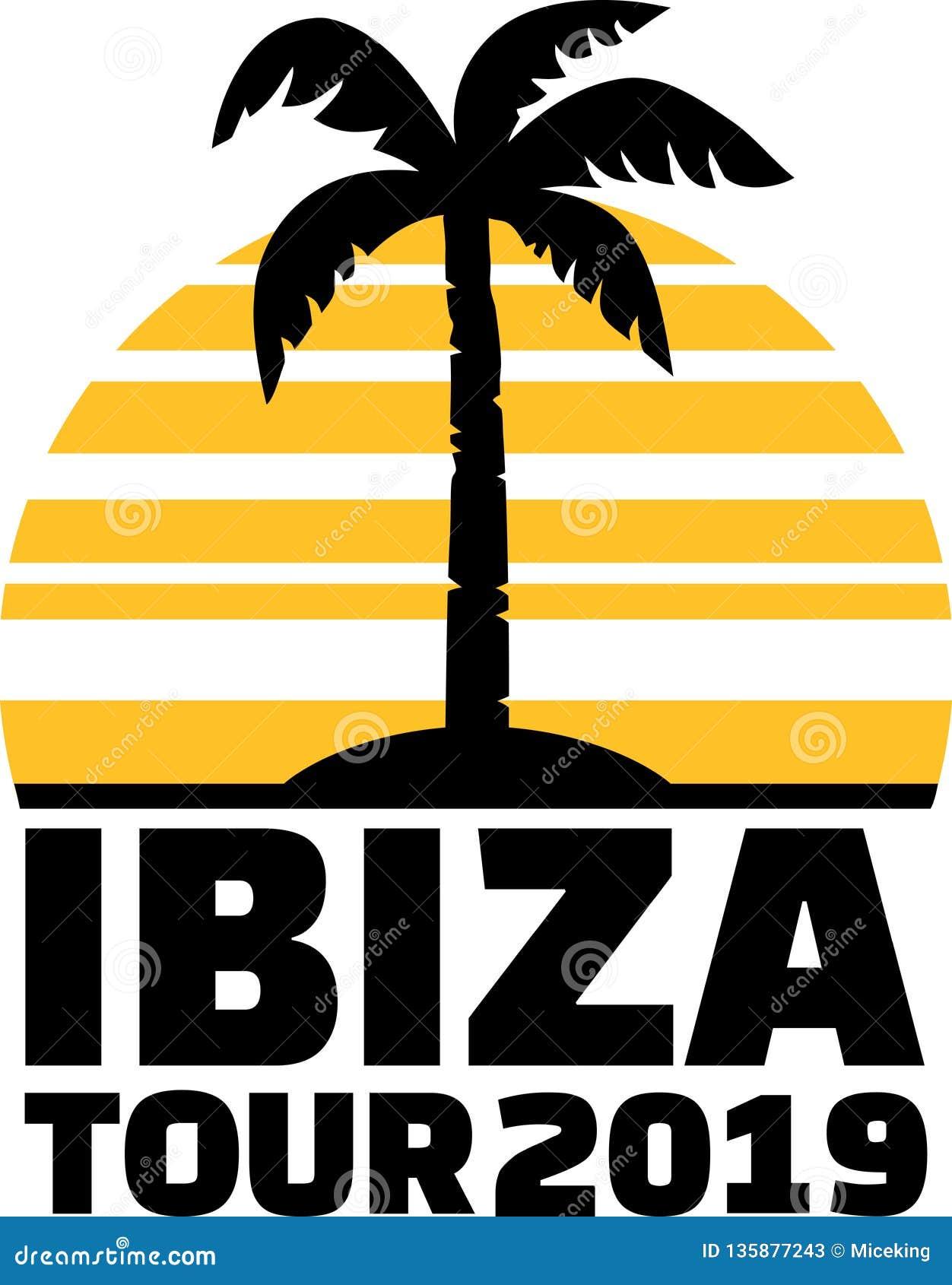 Ibiza 19 palmträd