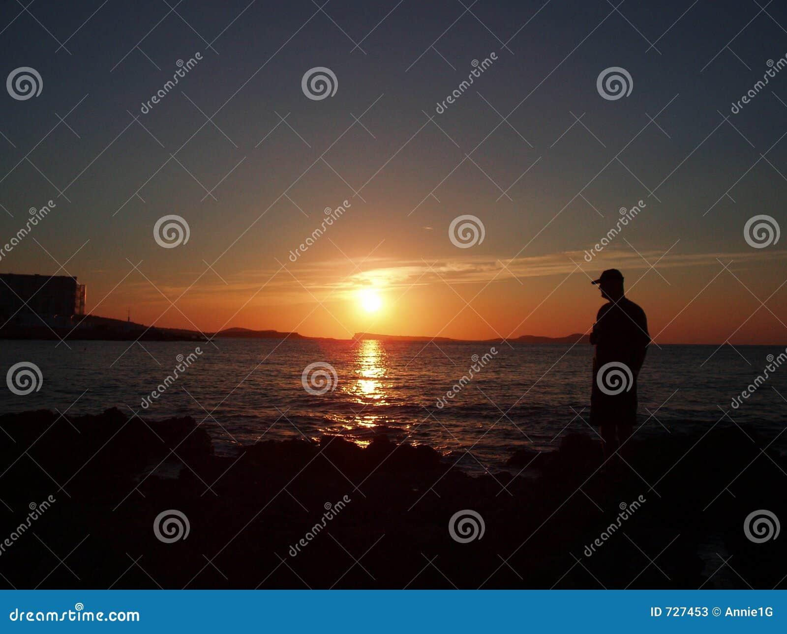Ibiza - prévision de coucher du soleil