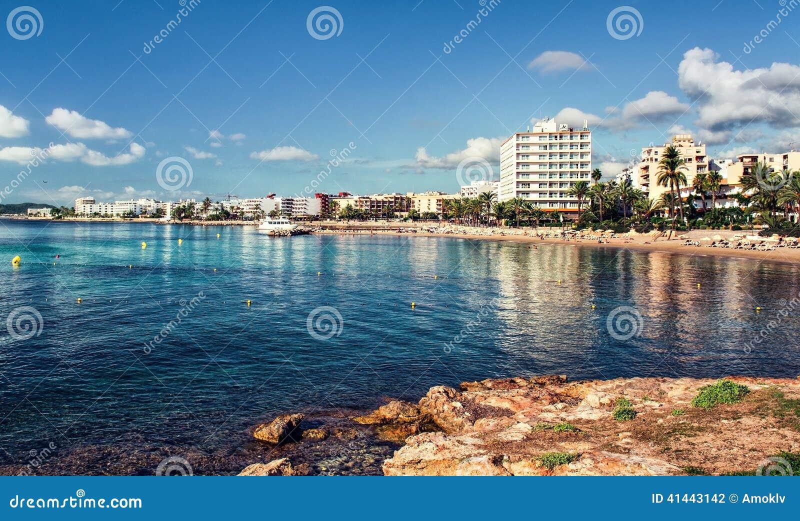 Ibiza sjösida
