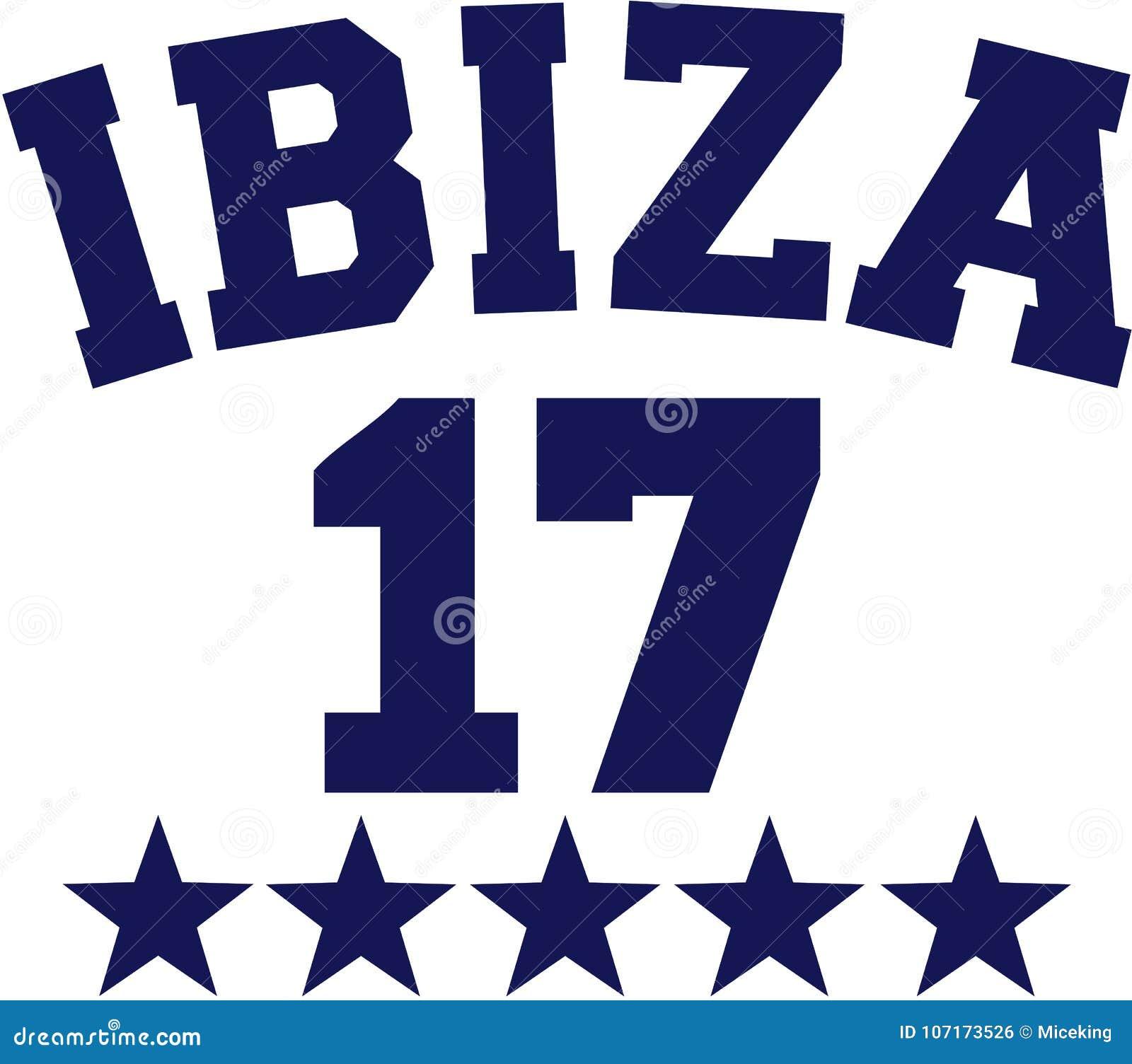 Ibiza 17 vektor