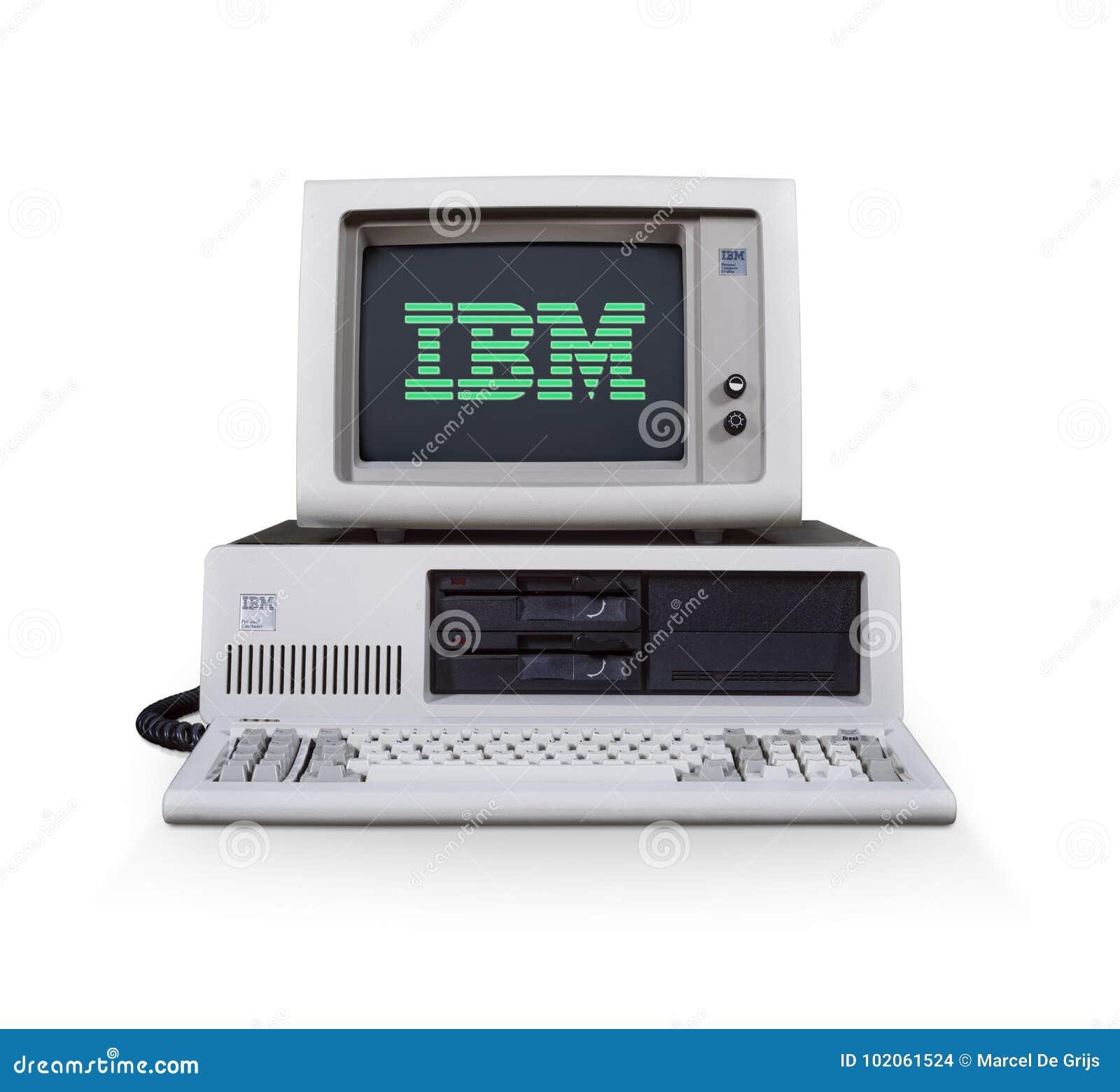 IBM komputer