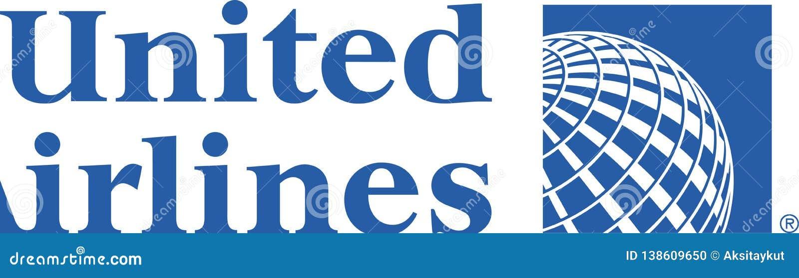 Icône de logo d United Airlines