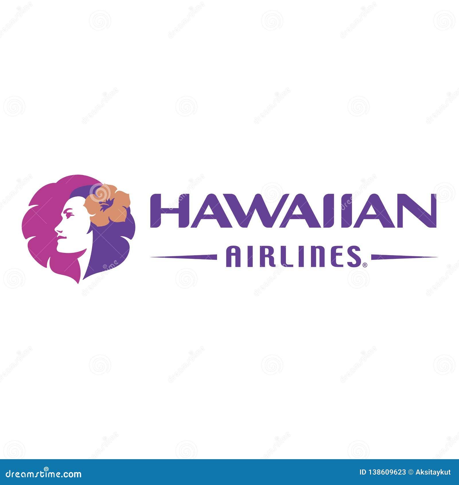 Icône de logo de Hawaiian Airlines