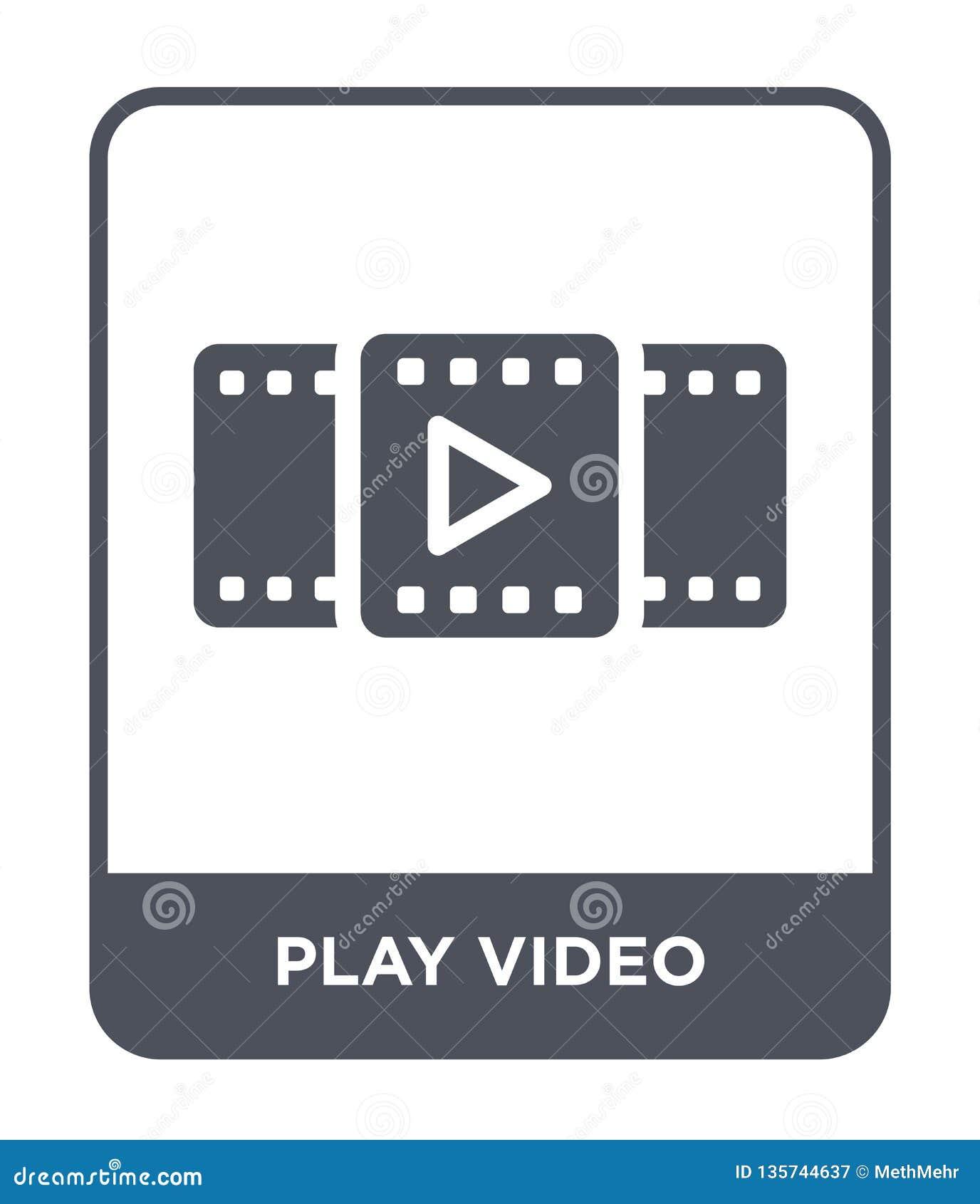 Icône visuelle de jeu dans le style à la mode de conception icône visuelle de jeu d isolement sur le fond blanc icône visuelle de