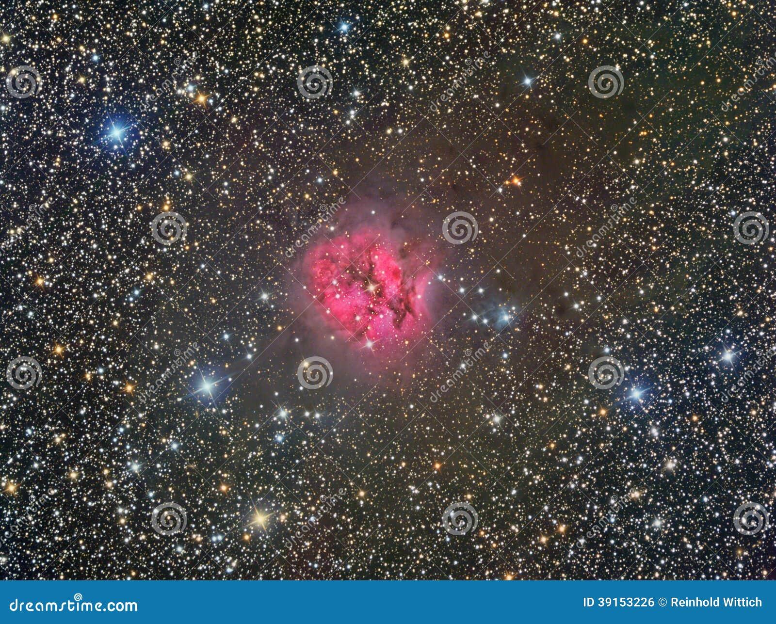 IC5146 Cocoon Nebula