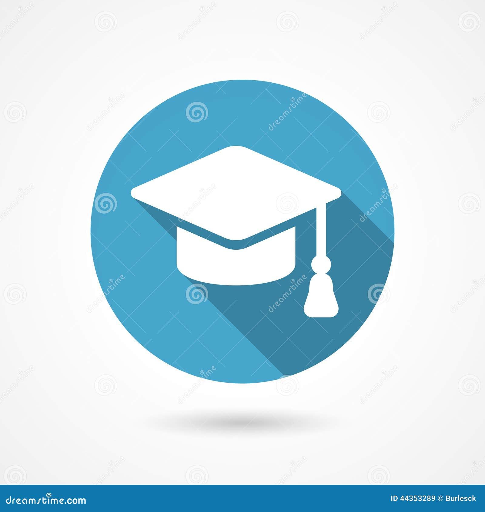 Diploma Icon Vector