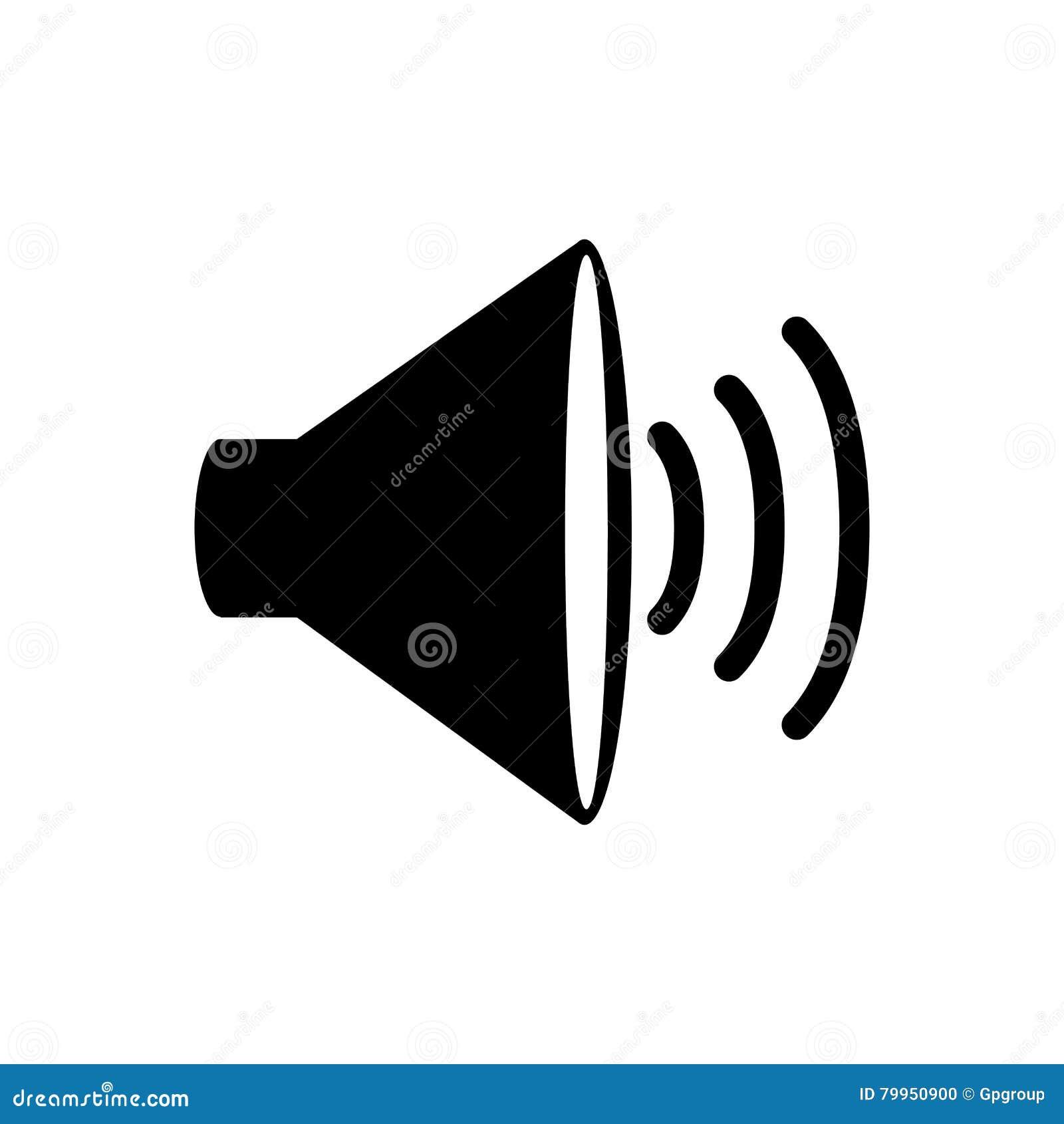 Icône de dispositif de haut-parleur