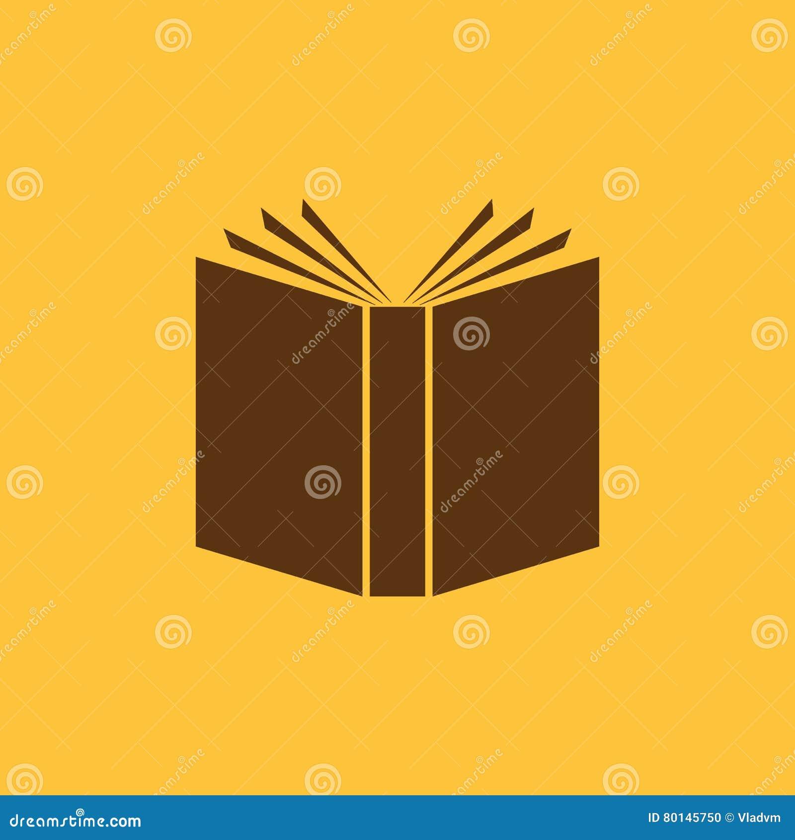 Icone De Livre Conception De Vecteur Bibliotheque Symbole De Livre