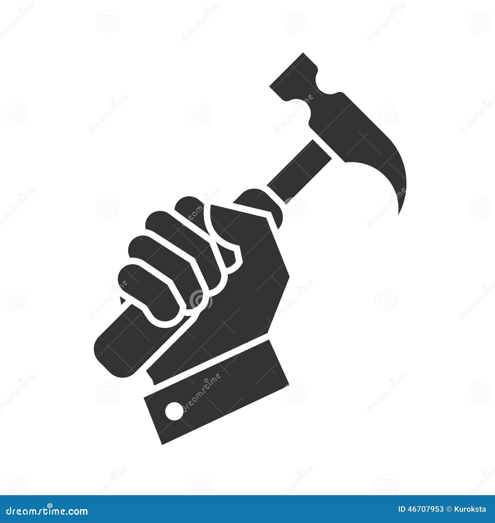 Icone marteau