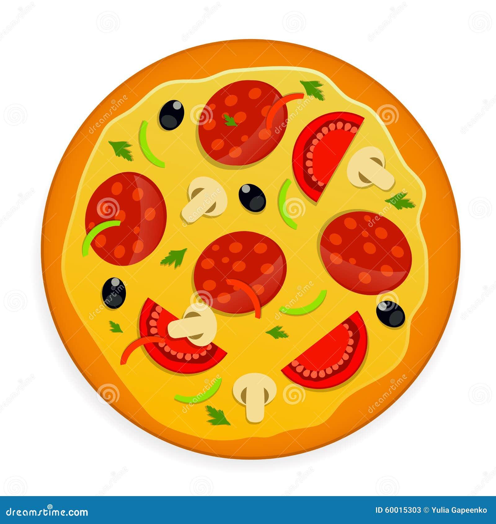 Icône de pizza