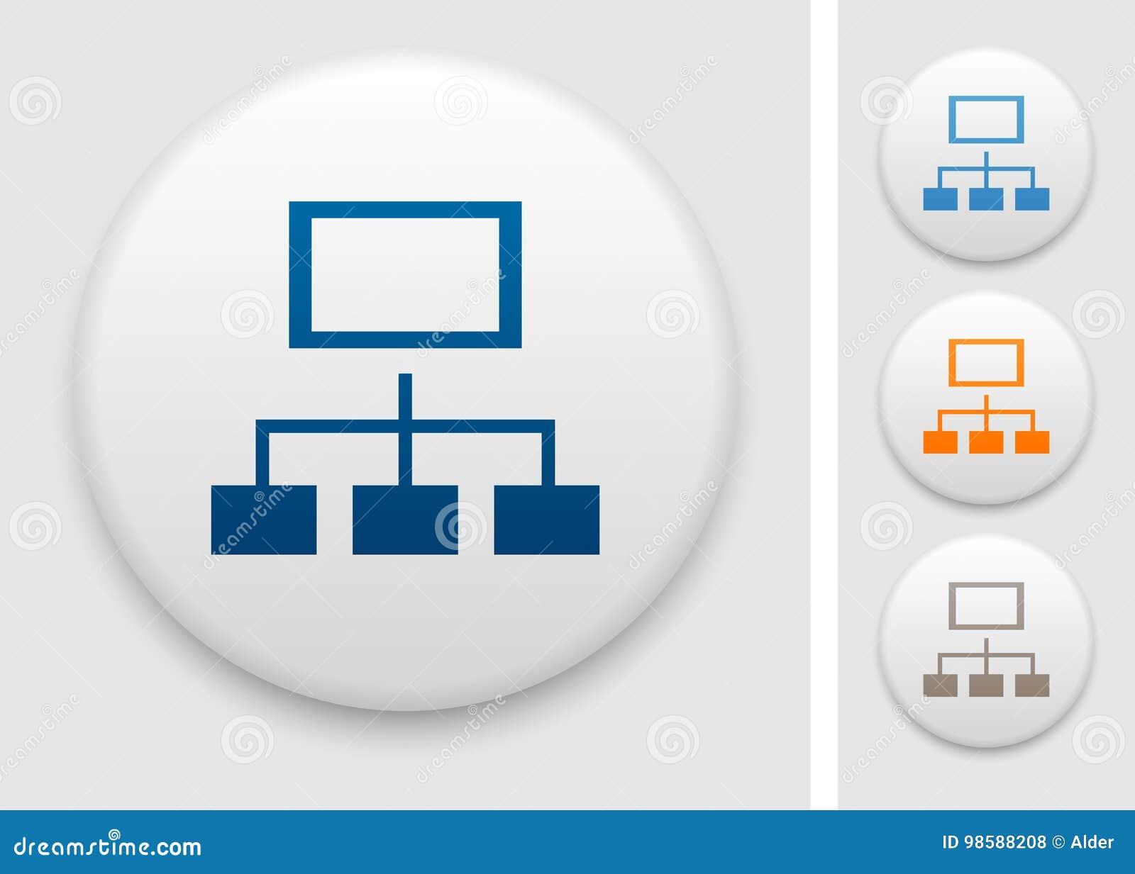 Icône de plan du site