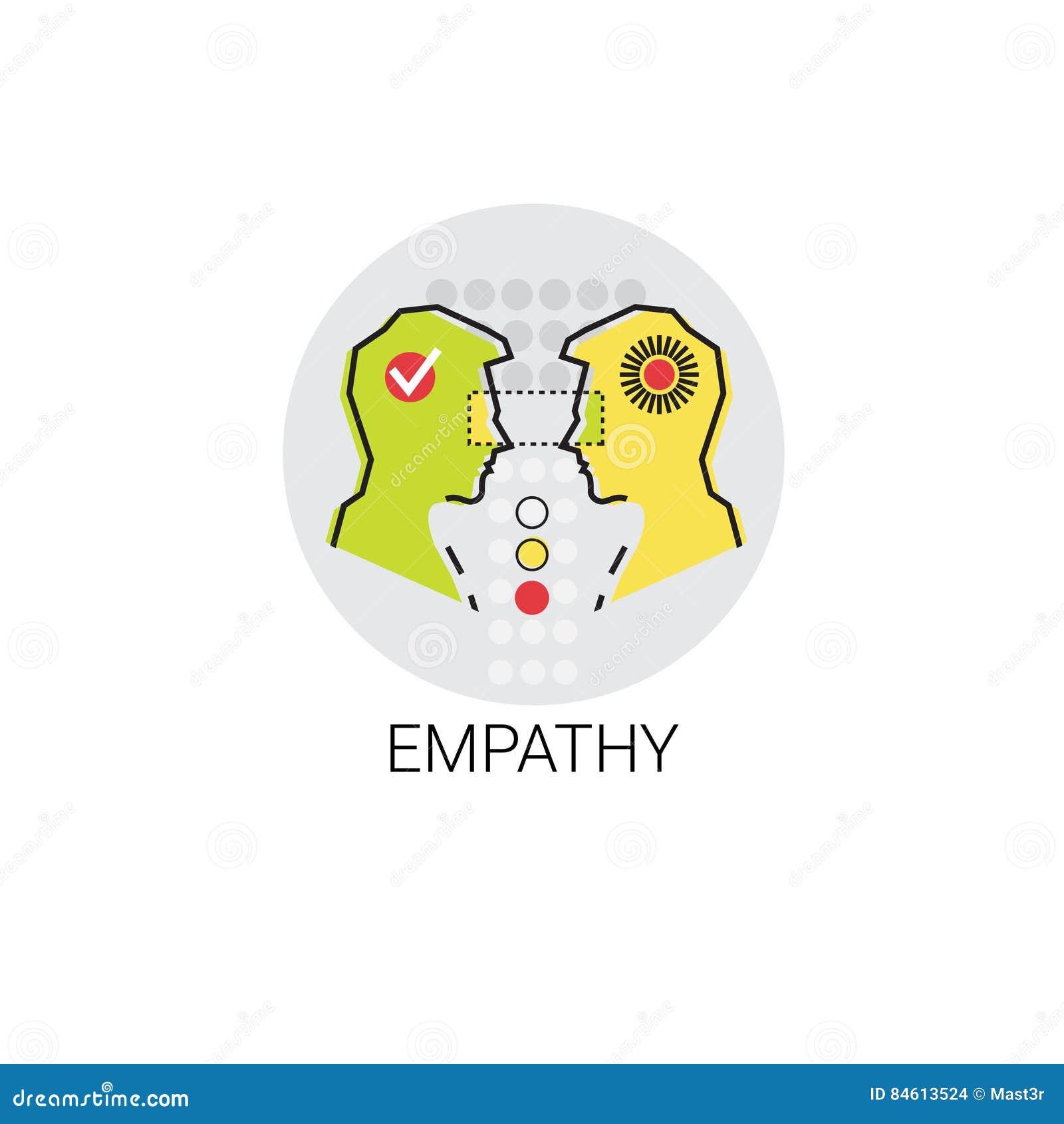 Icône De Relations De Personnes De Compassion D'empathie ...