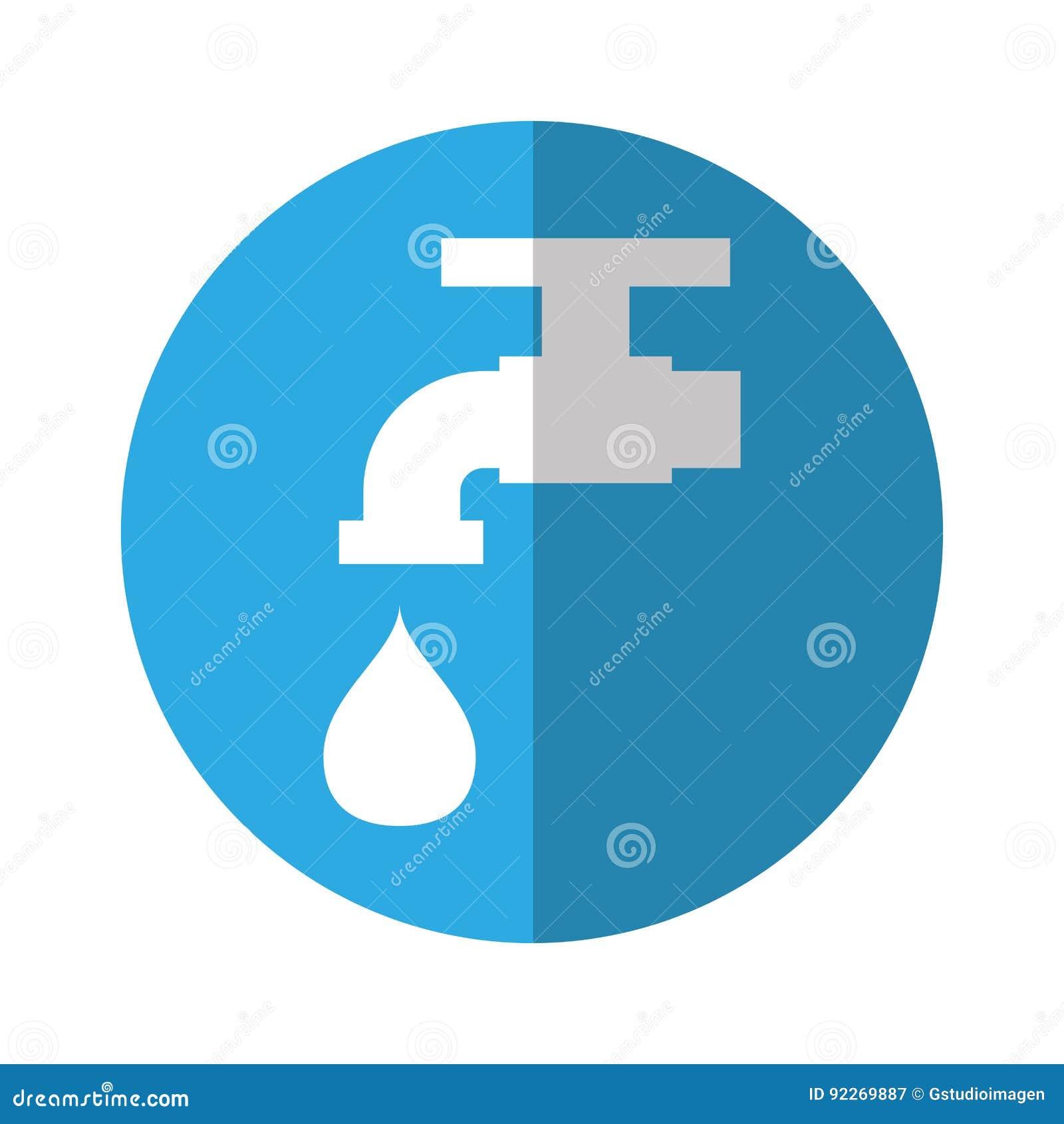 Icône de robinet