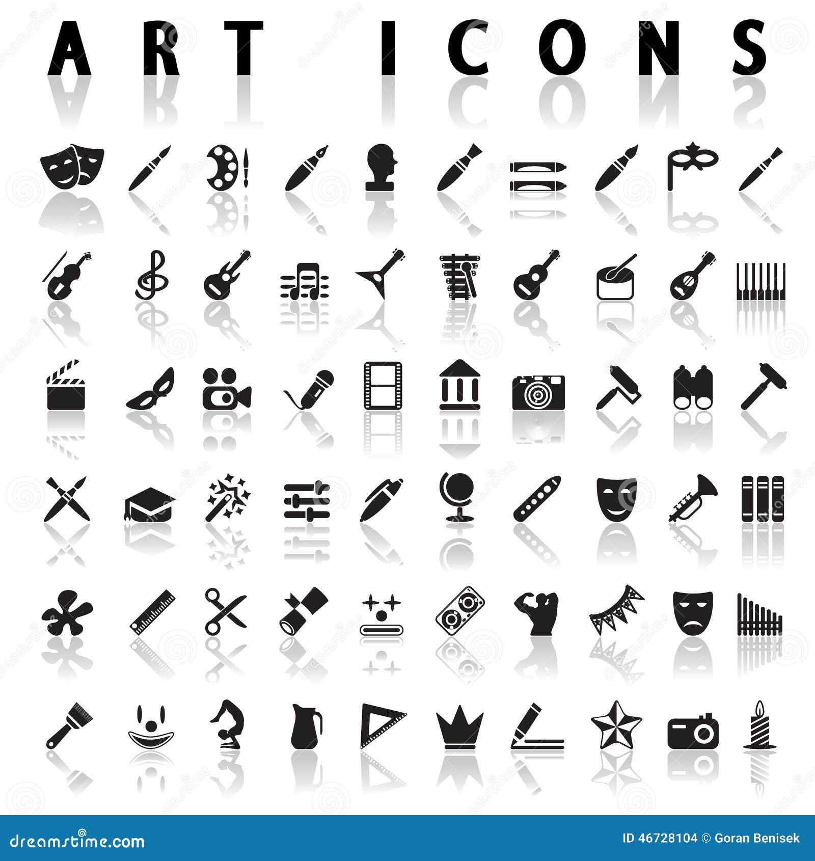 Icônes d art