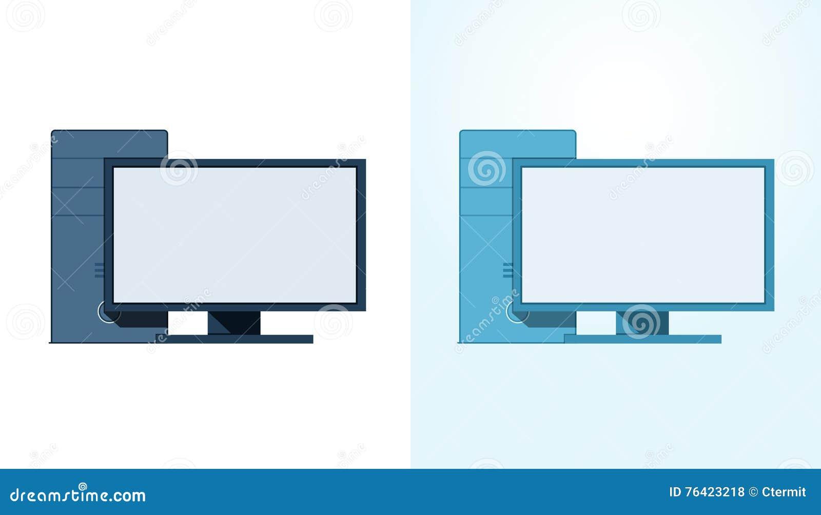 Icônes de PC