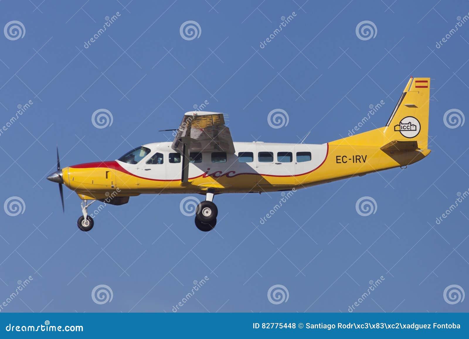 ICC Cessna 208B Grand Caravan
