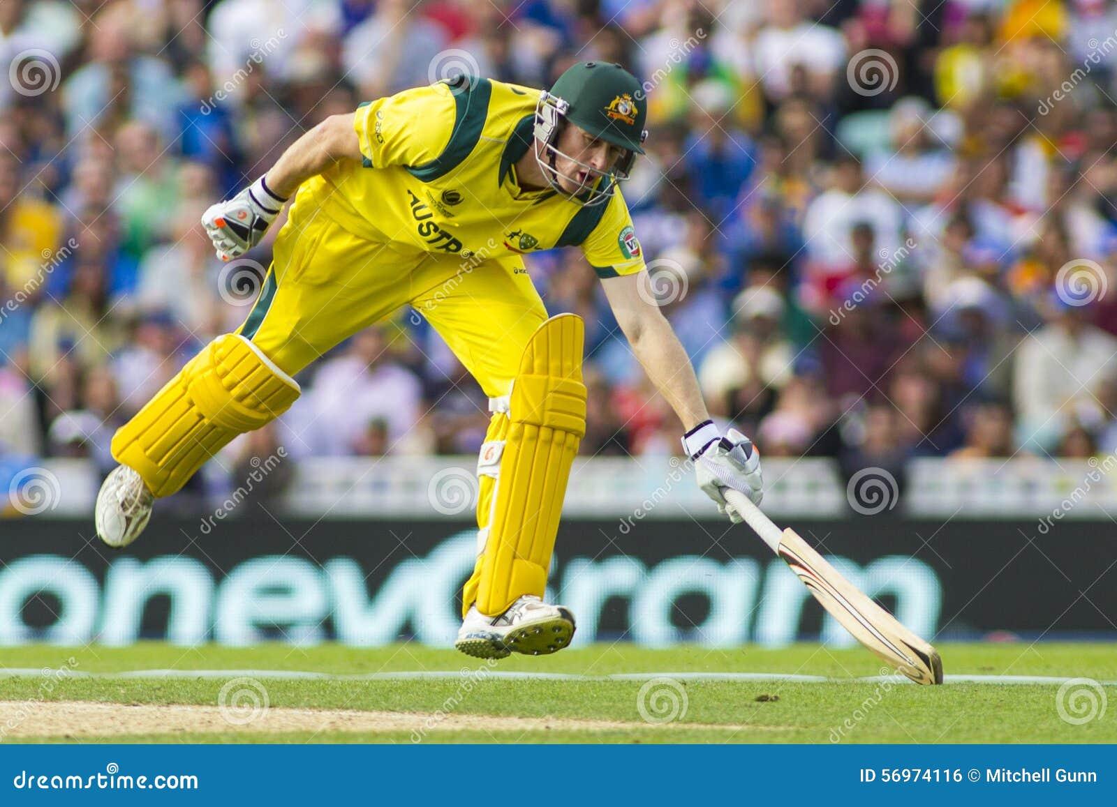 Icc Champions Trophy Sri Lanka And Australia Editorial Photo