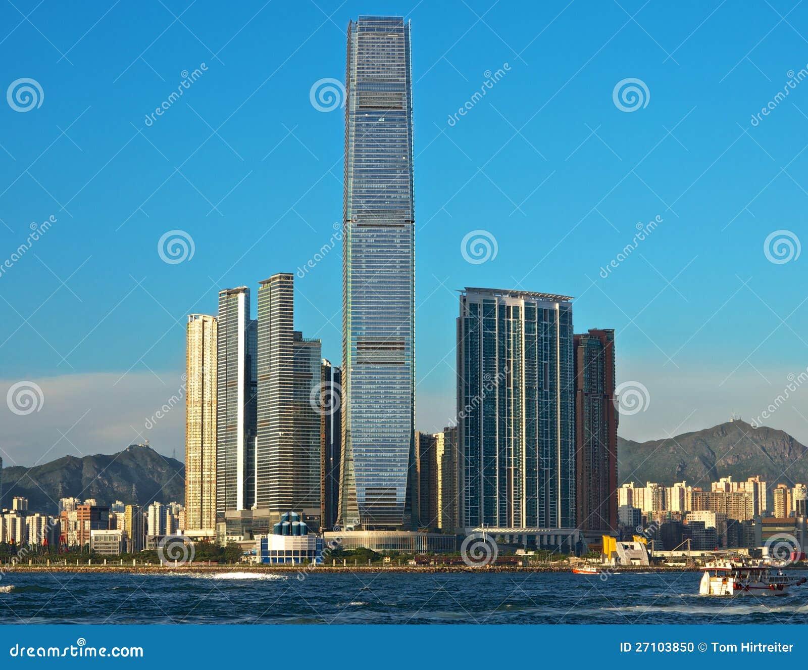 ICC Wierza w Hong Kong