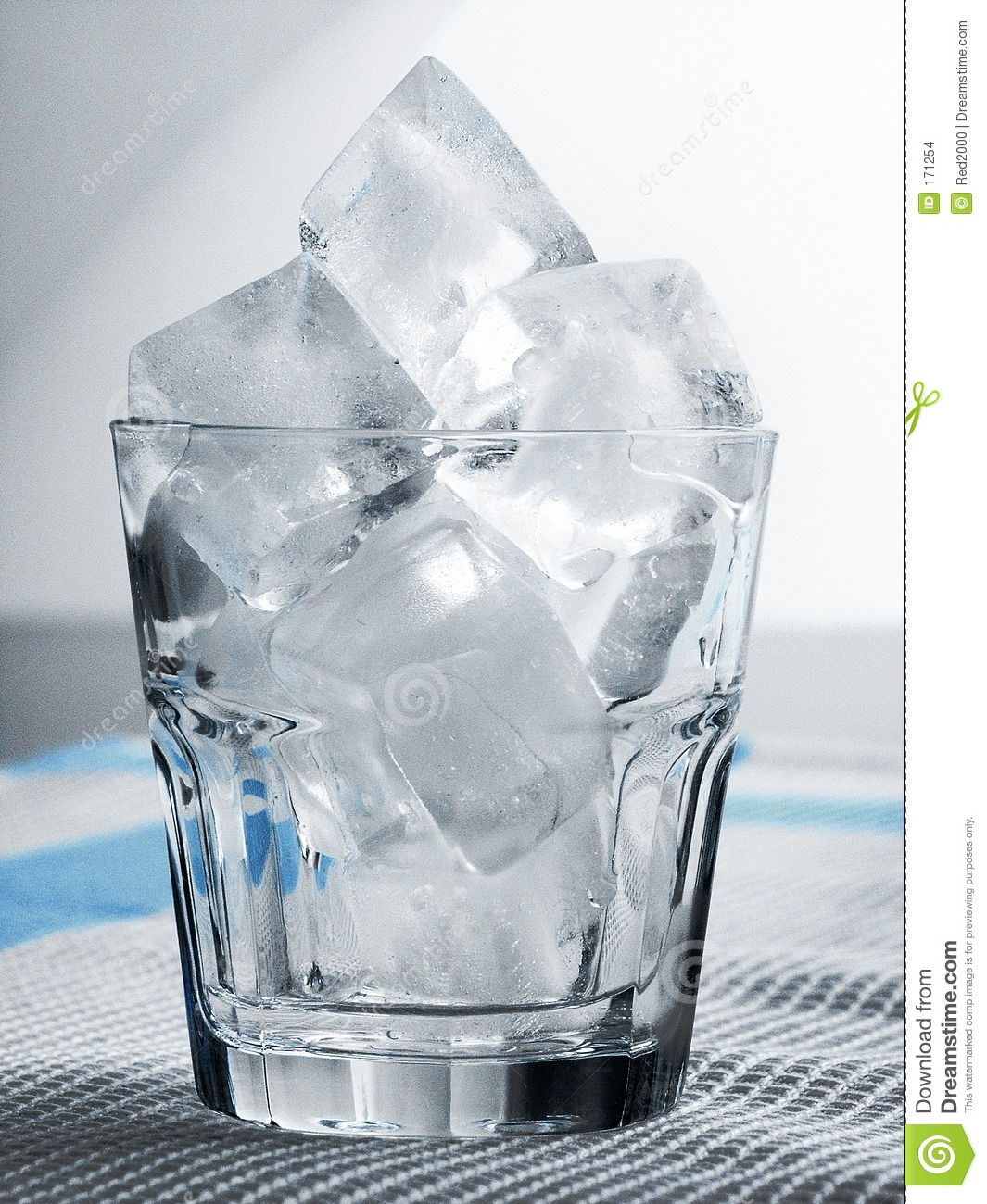 Download Ice stock photo. Image of studies, mixed, thirsty, cubes - 171254